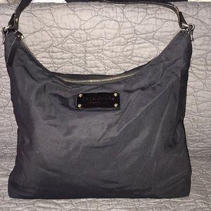 Kate Spade Nylon and Leather Shoulder Bag